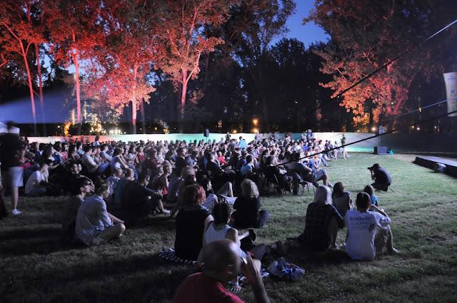Više od 5.000 posetilaca prvog dana Cinema city festivala