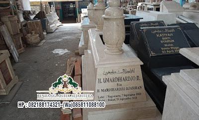 Makam Mataram Tumpuk Marmer