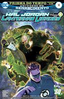 DC Renascimento: Hal Jordan e a Tropa dos Lanternas Verdes #18