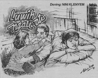 """Cerkak Bahasa Jawa """"Luwih Ngati-ati"""""""