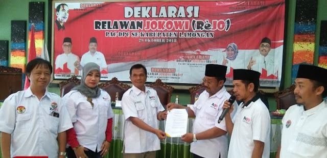 Ulama Lamongan: Pilih Jokowi untuk Cegah Wahabisme dan Radikalisme