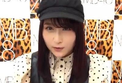 Usai Skandal, Akashi Natsuko Graduate dari Nmb48