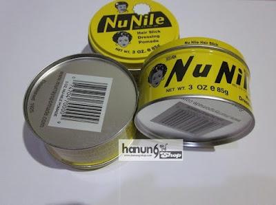 Minyak Rambut Pomade Murray's Nu Nile