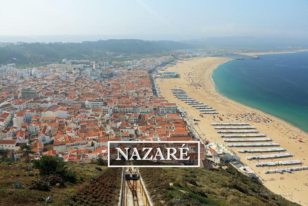Qué ver en Nazaré, el pueblo de pescadores más surfero