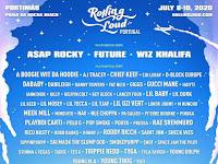 Rolling Loud Portugal terá A$ap Rocky,Future,Trippie Redd,Roddy Ricch e mais | BENTO PRO
