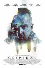 Nonton Criminal (2016) Movie