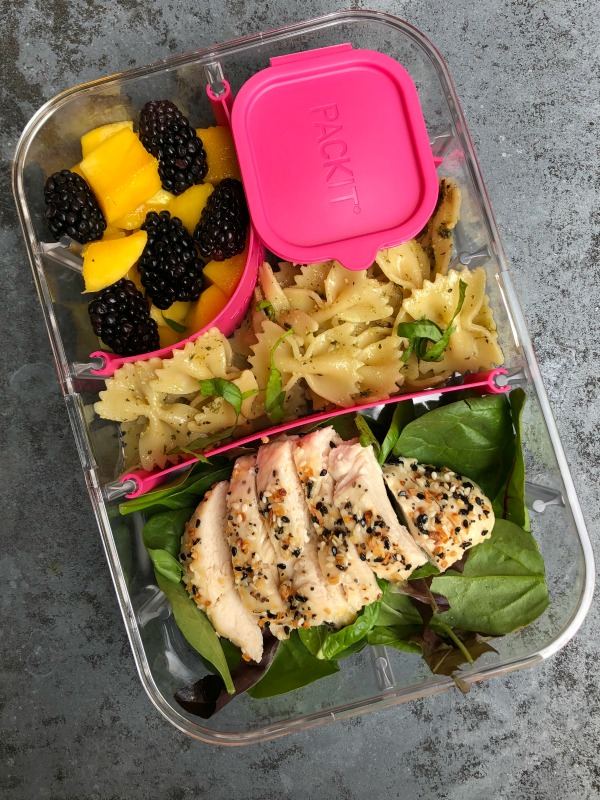 PackIt Bento Lunch Container