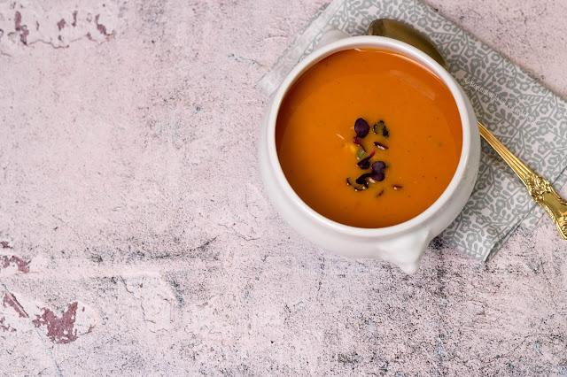 Sopa de Tomates de www.recomiendoblog.com