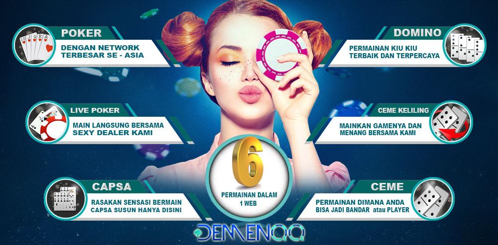 Demen Poker Adalah IDN Poker,Pokerclub88,Dominobet,Dewa Poker, Domino Qiu Qiu