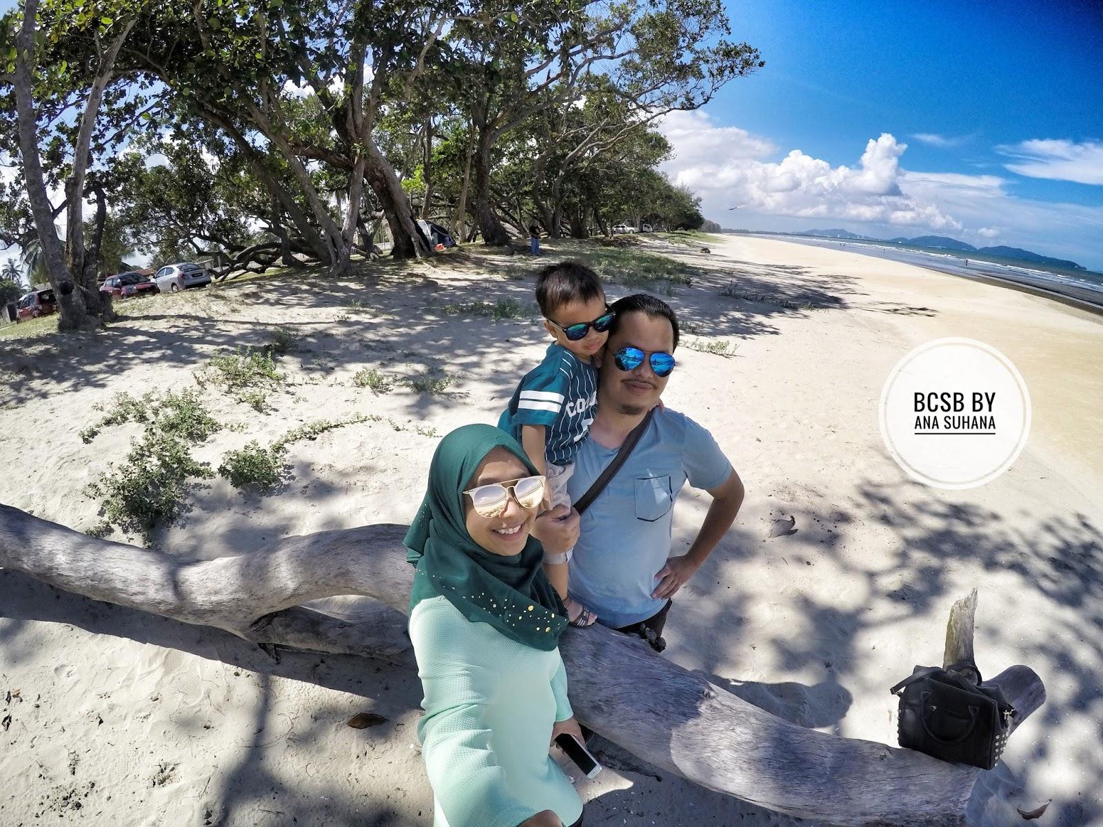 Tempat Menarik di Pahang : Sara Thai Kitchen dan Pantai Sepat