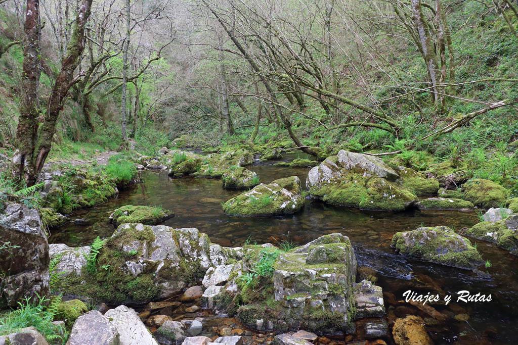 Ruta a la Cascada del Cioyo