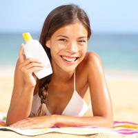 Protección y filtros solar para el cuerpo