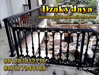model balkon besi tempa, balkon klasik, railing balkon tempa klasik (6)