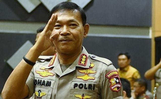 Soal Maklumat, Kapolri Janji Tak Mengekang Pers & Media