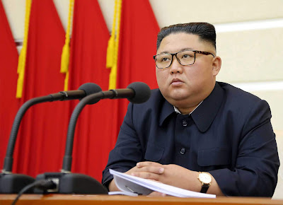 Kim Jong-Un was suffering from obesity and heart disease.