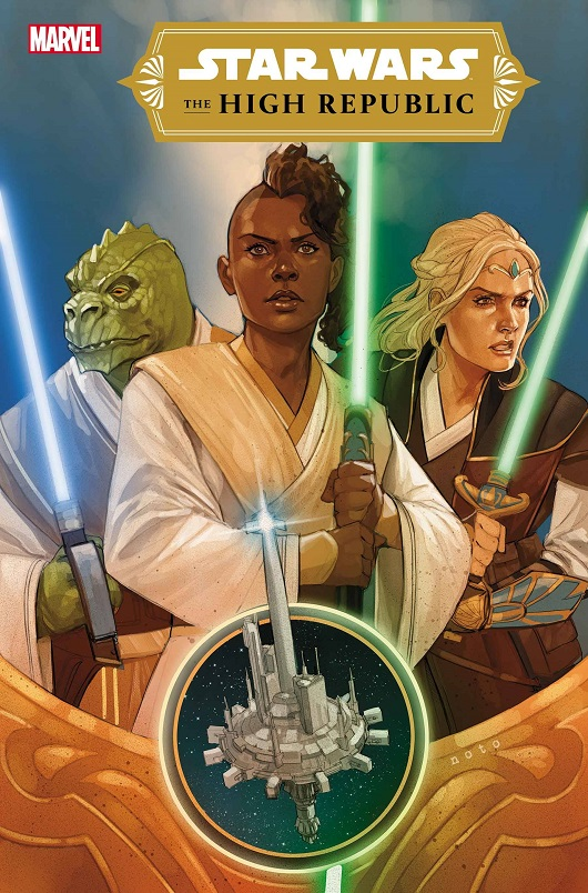 Cover of Star Wars High Republic #1