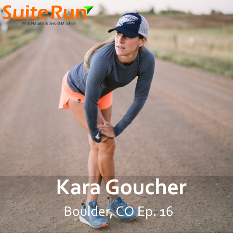 16 | Boulder, CO with Kara Goucher: Running with the Pros in ColoRADo
