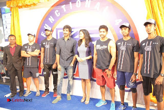 Aadhi And athrie Inaugurated F45 Fitness Studio Stills ~ Bollywood and South Indian Cinema Actress Exclusive Picture Galleries