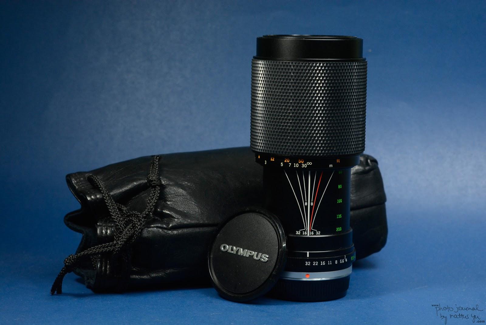 Olympus OM-System Zuiko Auto-Zoom 65-200mm f/4