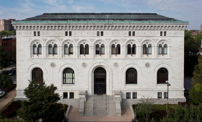 Bangunan utama MICA   mica.edu