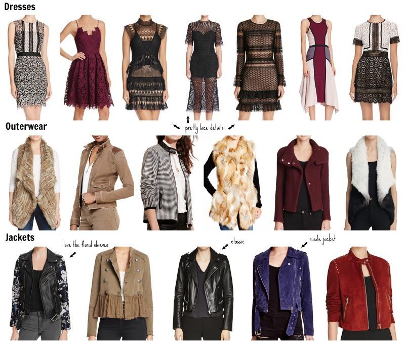 petite fashion wishlist