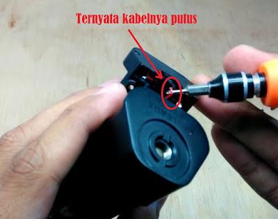 Cara Mengatasi Check Battery Mod Vapor