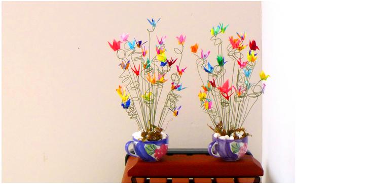 Dreamweaver: Top 10 Crafty Paper Crane Ideas