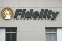 A Fidelity Investments store logo is pictured on a building in Boca Raton, Florida March 19, 2016. (Credit: Reuters/Carlo Allegri) Click to Enlarge.