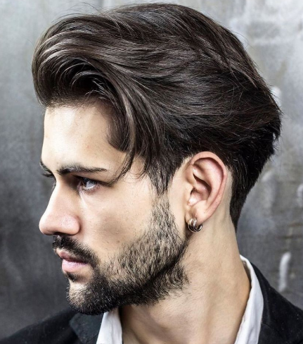 undercut men's haircut