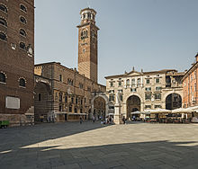 Vicenza's Piazza dei Signori