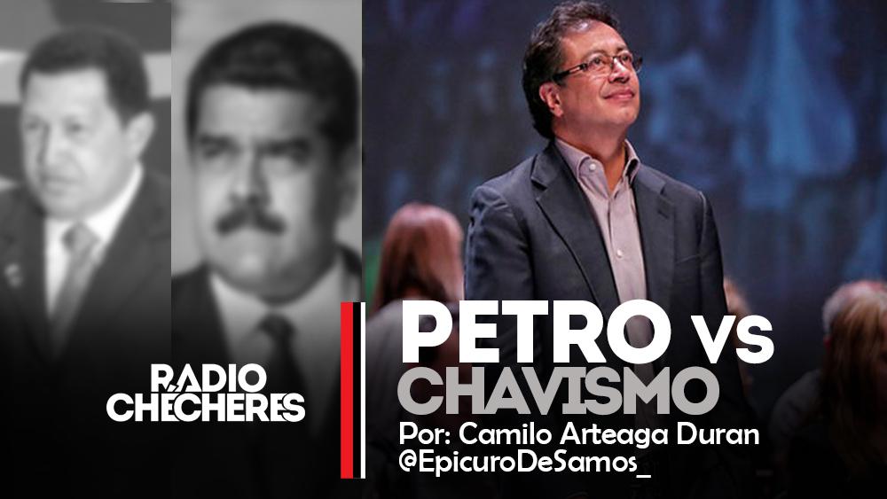 Petro Vs Chavismo