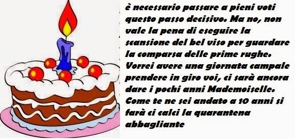 Joyeux Anniversaire En Italien Texte