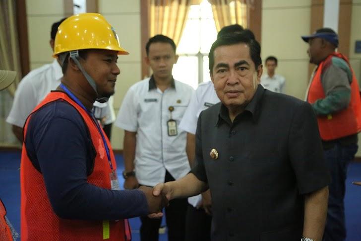 Wako AJB Buka Pekan Jasa Konstruksi 2019