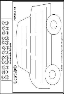 Treino ortográfico rr de carro