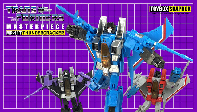 takara transformers masterpiece mp-11t thundercracker