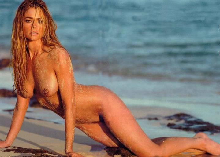 What Free nude denise richards