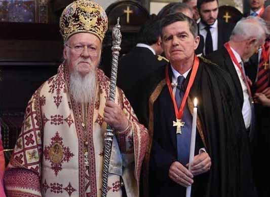 Ο Αθανάσιος Μαρτίνος για την θέση του Πολιτικού Διοικητού του Αγίου Όρους