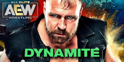 Jon Moxley Vs. Joey Janela Announced For Dynamite