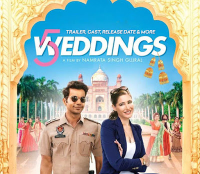 5 Weddings (2018): MP3 Naa Songs Free Download