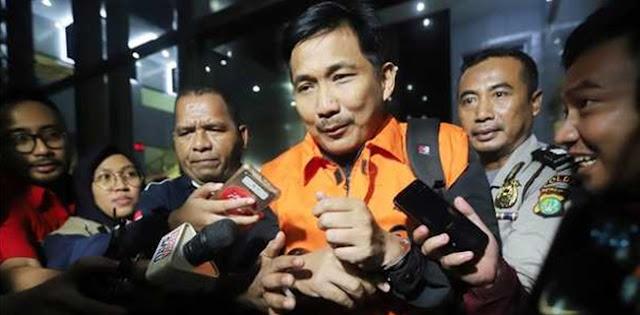Perantara Pemberi Suap Bowo Sidik Dituntut 4 Tahun Penjara