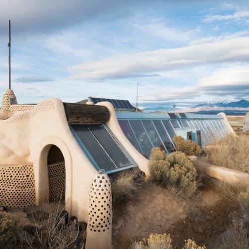 Casas de Adobe | Diseños e Imágenes Modernas y Antiguas 🥇