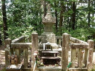 村上義光の墓