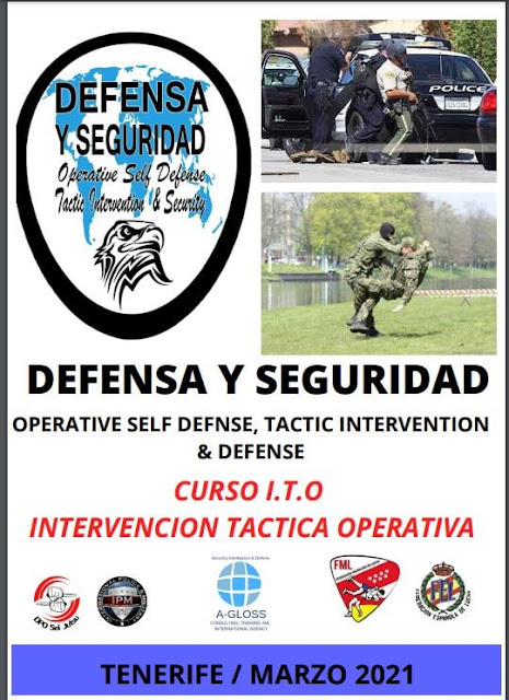 Curso I.T.O (Intervención Táctica Operativa) IPM Certificado Basico y Avanzado