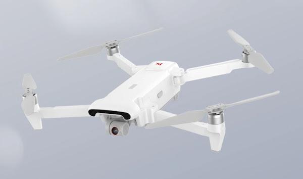 XIAOMI FIMI X8 SE 2022 - Um bom drone 4K