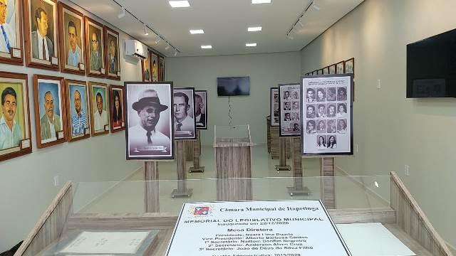 Memorial da Câmara de Itapetinga