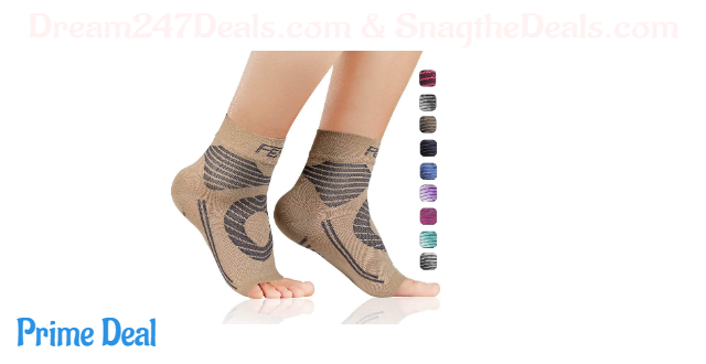 35% off Plantar Fasciitis Socks
