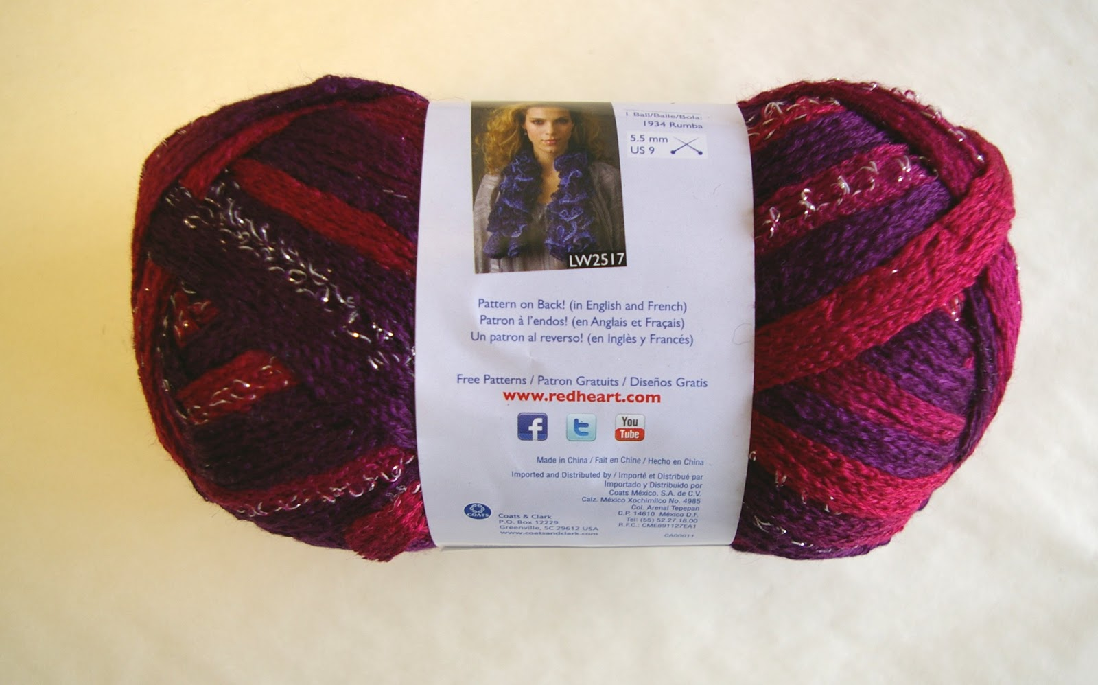 Red Heart Yarn Colors Knit In Your Sl...