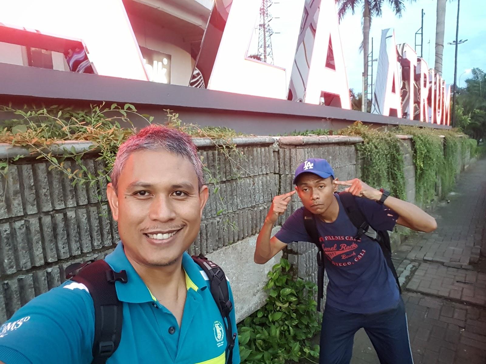 Selfie di Plaza Atrium