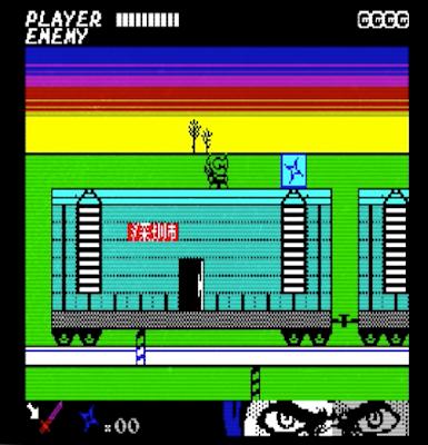 Ninjakul 2. ZX Spectrum