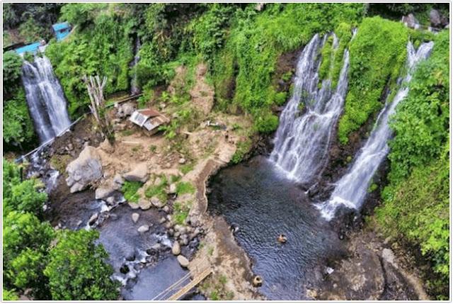 Air Terjun Kalibendo;Top 10 Destinasi Wisata Banyuwangi
